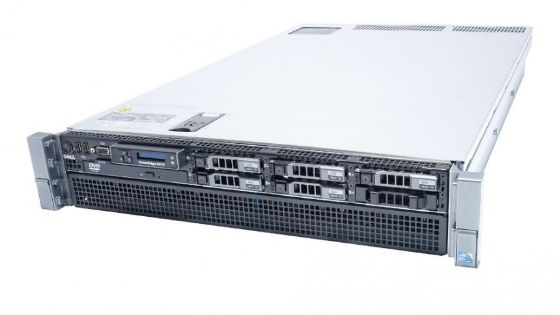 Picture of Dell PowerEdge R810 Server