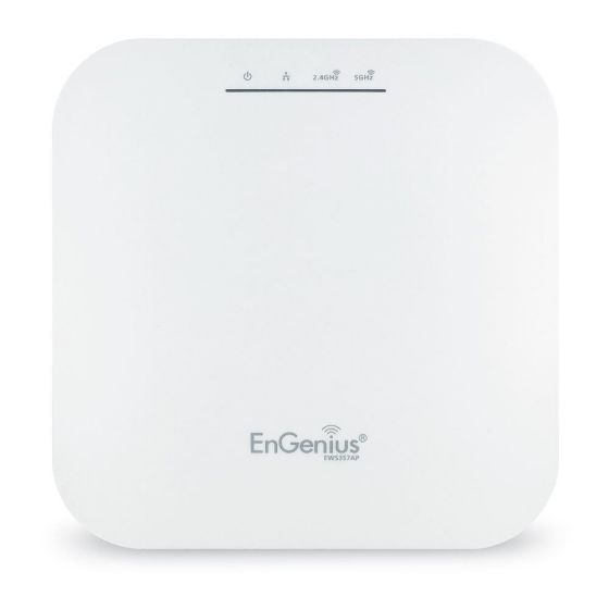 Picture of EnGenius EWS357AP Wi-Fi 6, Advanced 11ax Technology, Indoor, Managed AP