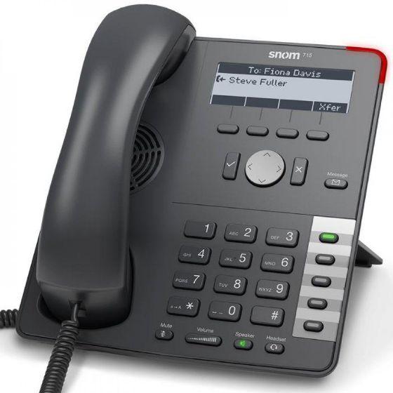 Picture of Snom D715 Desk Telephone
