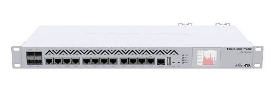 Picture of MikroTik CCR1036-12G-4S