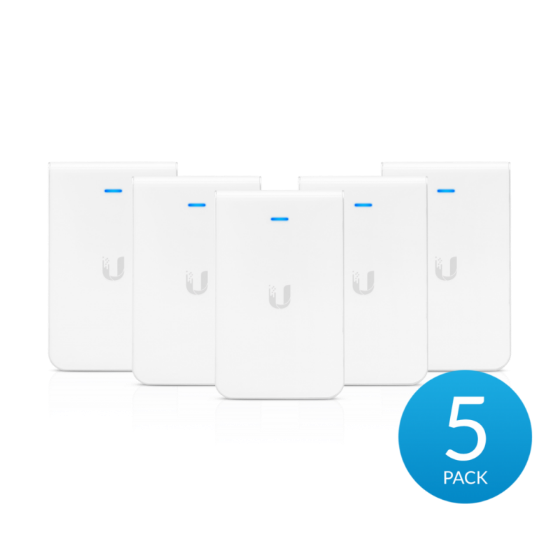 Picture of UAP AC In-Wall AP (5 Pack)