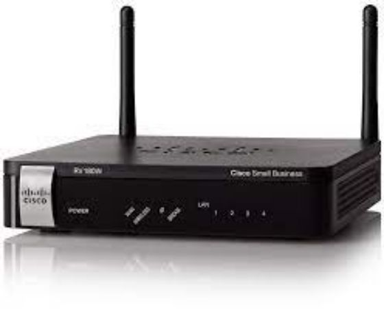Picture of Cisco RV180W Wireless-N Multifunction VPN Router (refurb)